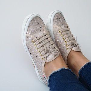 SUPERGA - Adorable summer sneakers!